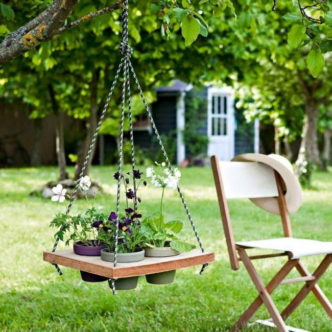 Beautiful DIY Pallet Garden Swing Projects