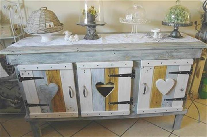 Pallet Kitchen Furniture