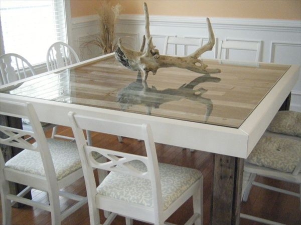 Pallet Kitchen Table Ideas