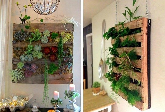 Vertical Garden DIY Wall Decorations