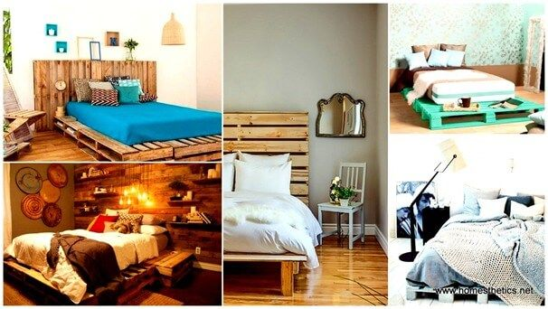 A Step by Step Guide to Creating Wooden Pallet Beds
