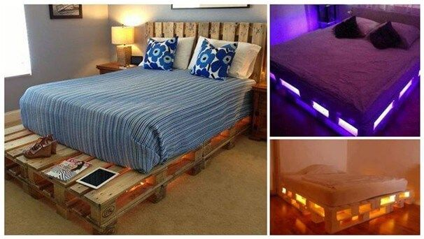 A Step by Step Guide to Creating Wooden Pallet Beds 5