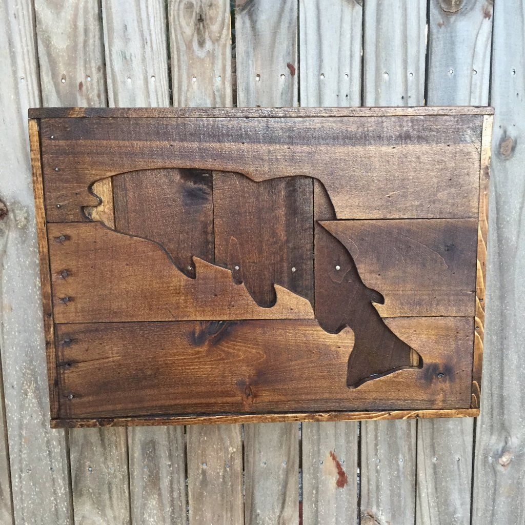 Wooden Pallet Silhouettes