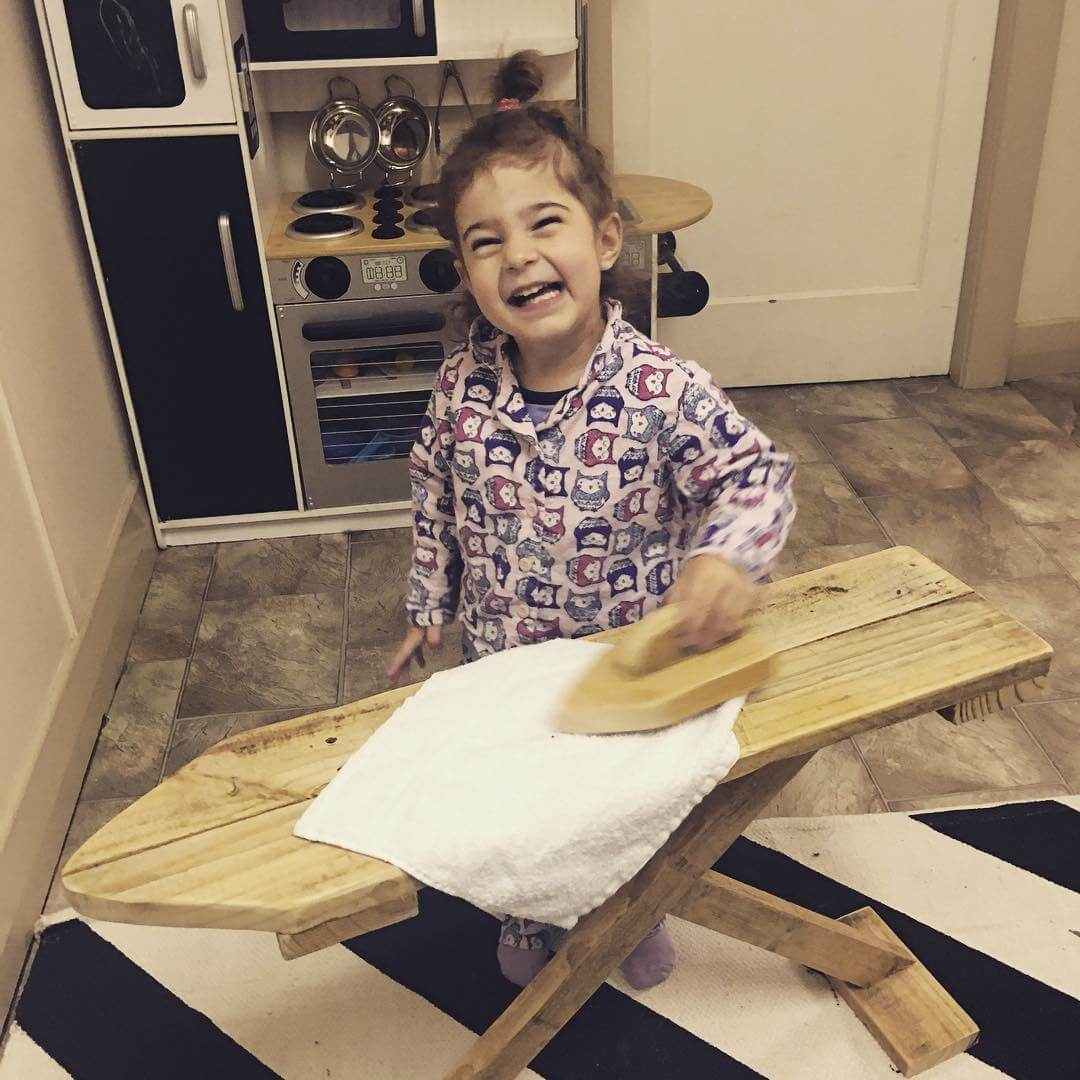 Wooden Pallet Children Toys