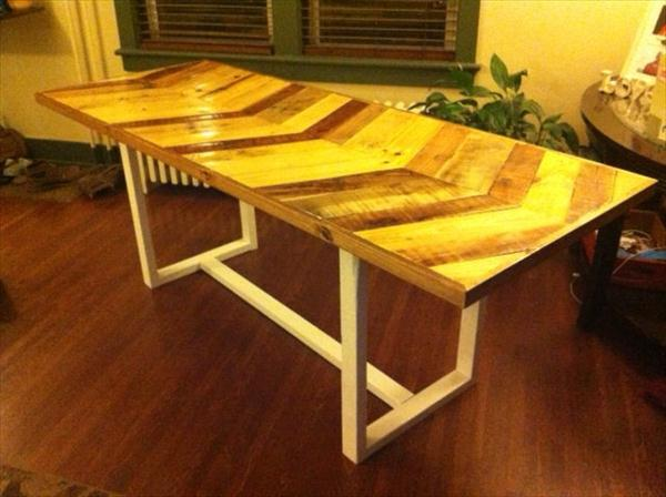 Pallet Farm Table