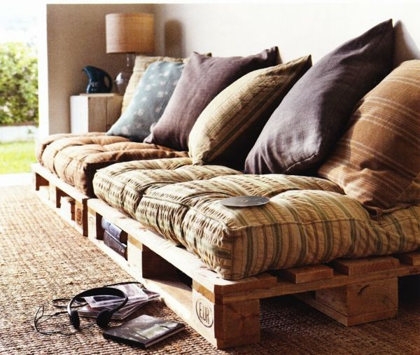 Sofa come Storage Space for Your House