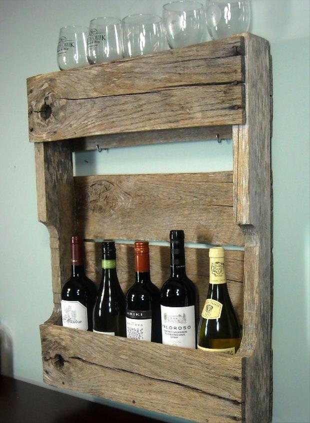 Interesting Ways to Use Old Pallets