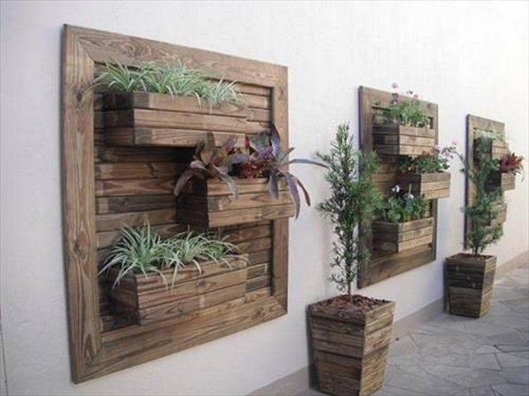 Pallet wall art Theme