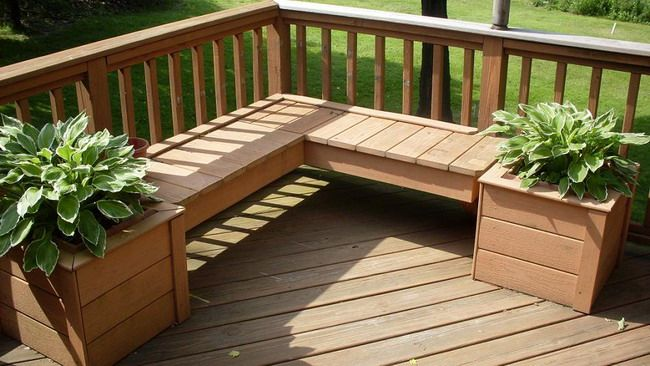 Patio Benches 8 in Pallet Projects