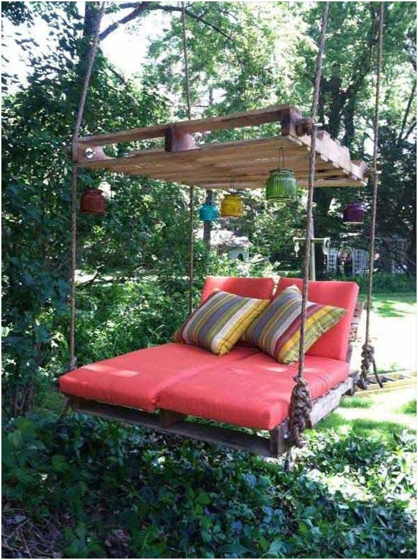Small Outdoor bed