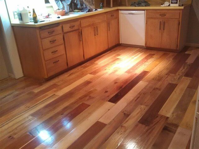 Amazing and Cool Wooden Flooring