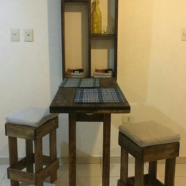 Pallet Tea Table
