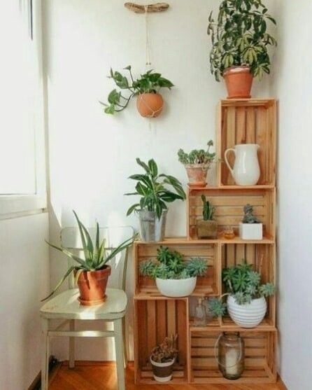 Pallet Planter decor