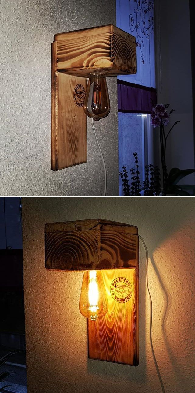 Pallet craft art