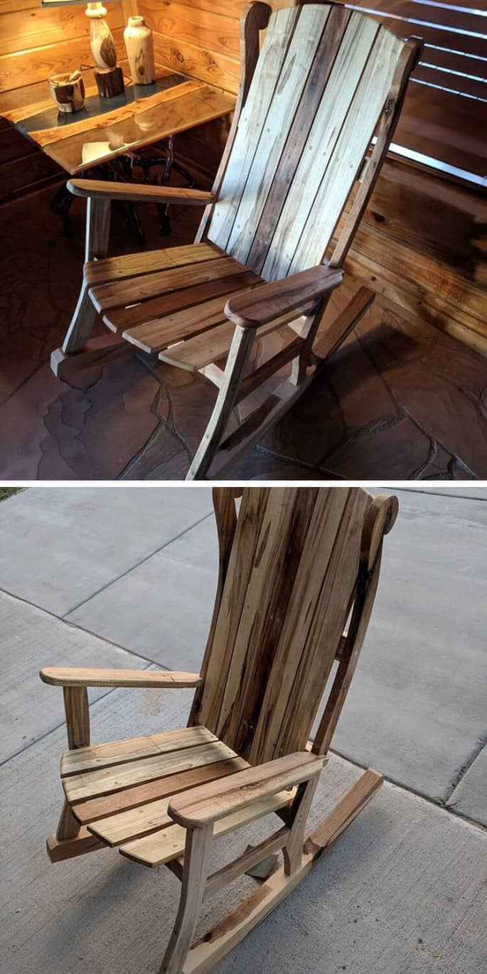Beautiful pallet chair ideas for your garden