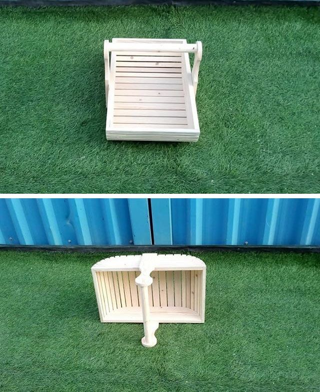 Pallet basket ideas