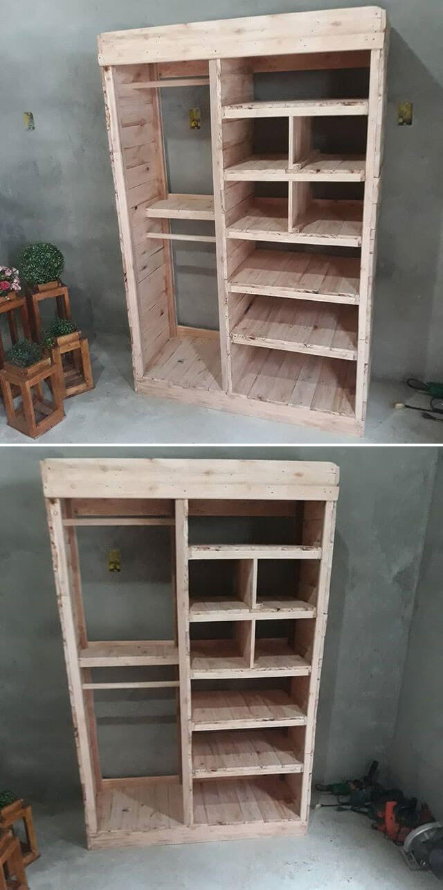 pallet computer table ideas