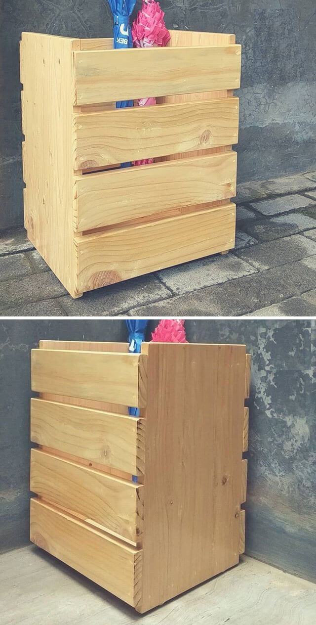 Pallet furniture ideas for outodoor