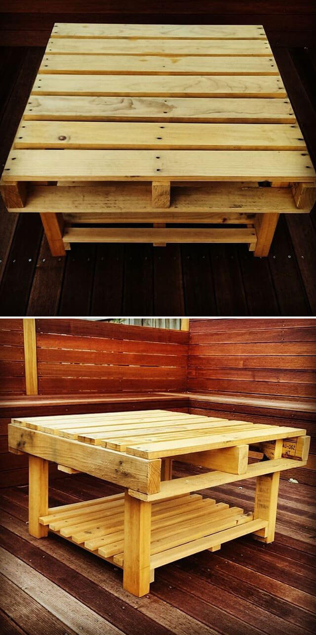Top 37+ Virgin Indoor & Outdoor Pallet Projects