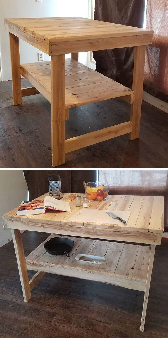 Low Cost Pallet Shipping Projects Ideas