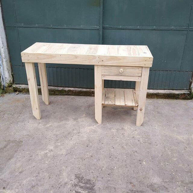 47+ Recycled Wooden Pallet Furniture Ideas