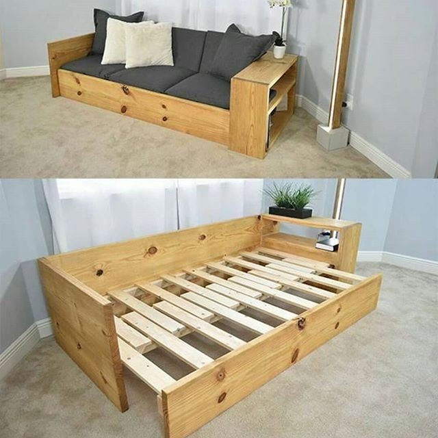 42 Amazing Pallet Furniture Projects For Home Decor