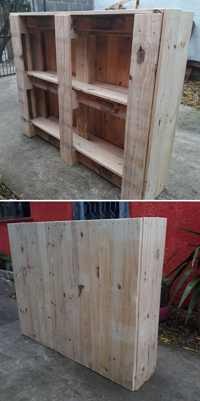 Fascinating Old DIY Wood Pallet Projects Ideas