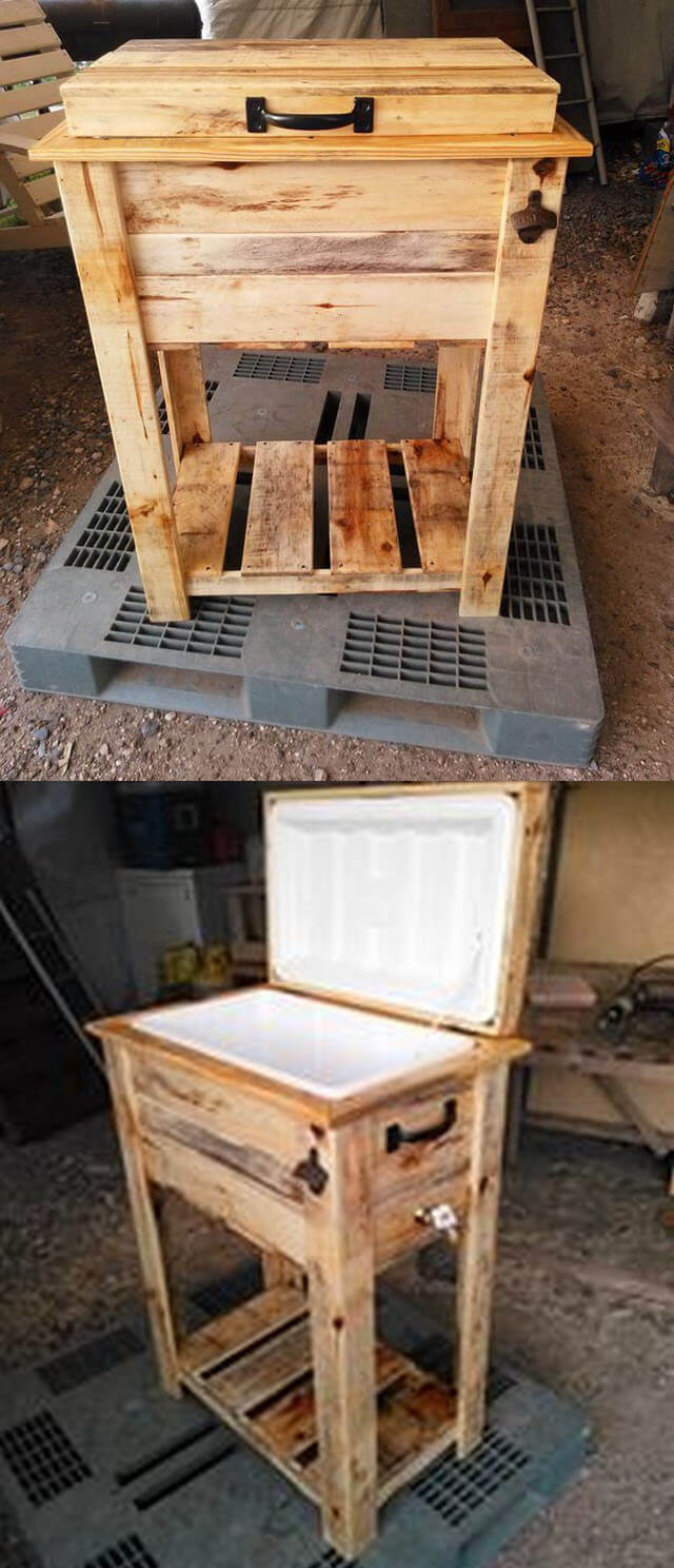 Fascinating Pallet Furniture Projects That Inspire You