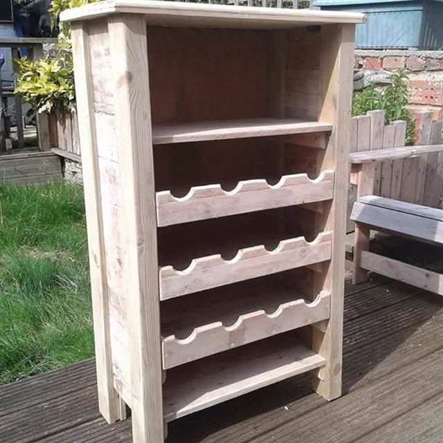 Top 32 Woodworking Ideas Furnish From Old Pallets