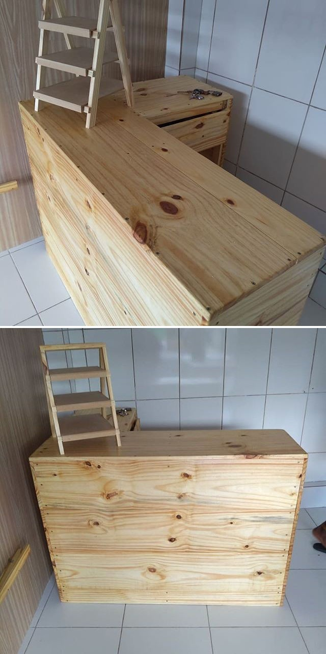 Top 32 Woodworking Ideas Furnish From Wood