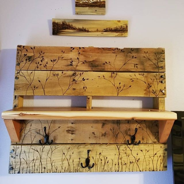 Glorious Pallet Project Ideas Made From Recycled Wood