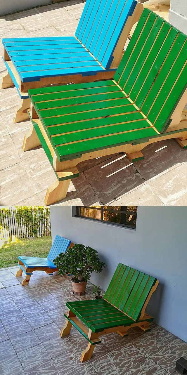 Top 35 Wooden Pallet Project Ideas