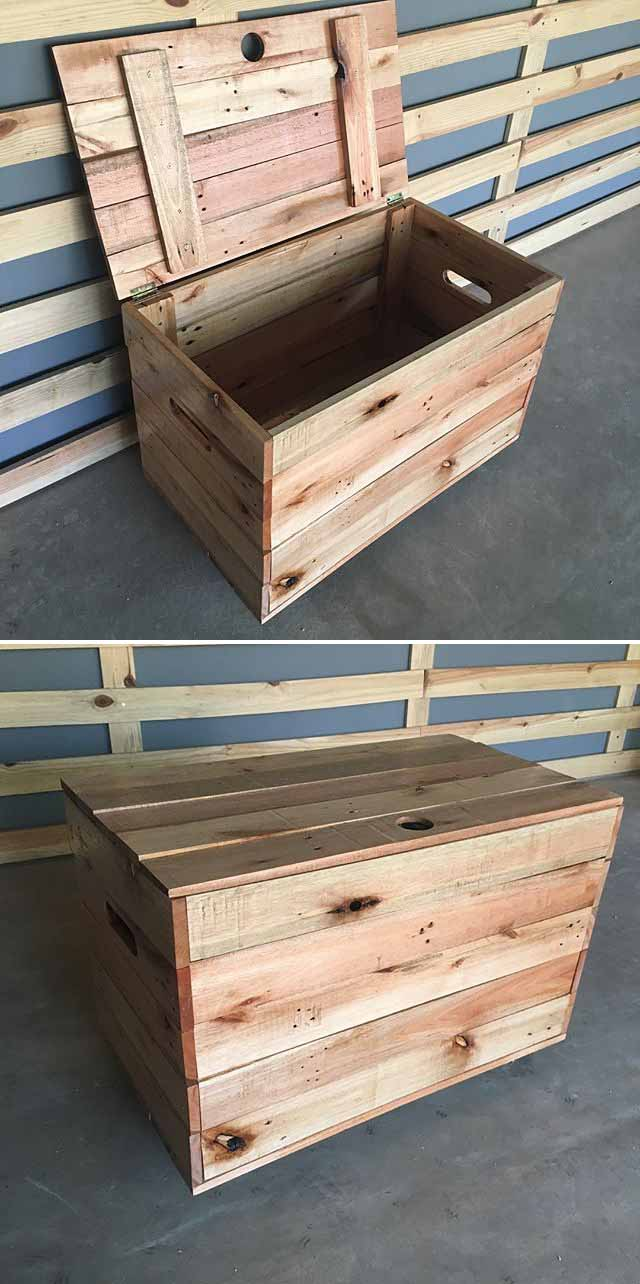 Turning Pallets Into Unique Furniture Projects