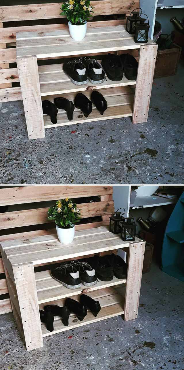 42+ Easy Pallet Projects Made From Scrape Wood