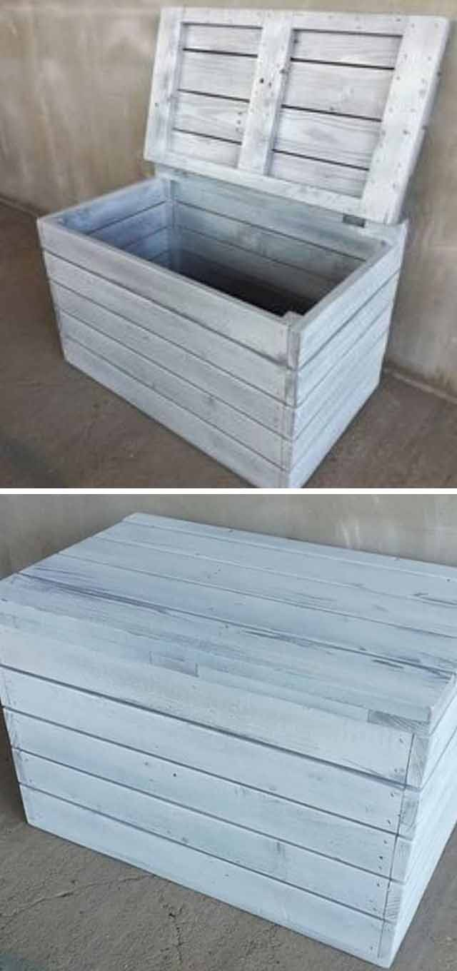 Wooden Pallet Classic Looks That Take You On Another Level