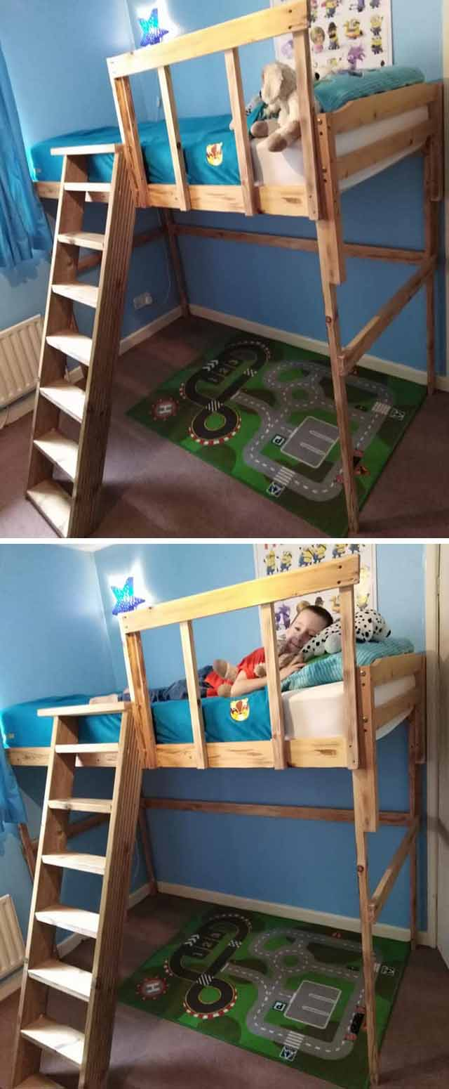 Impressive Old Wood Pallet Projects Ideas