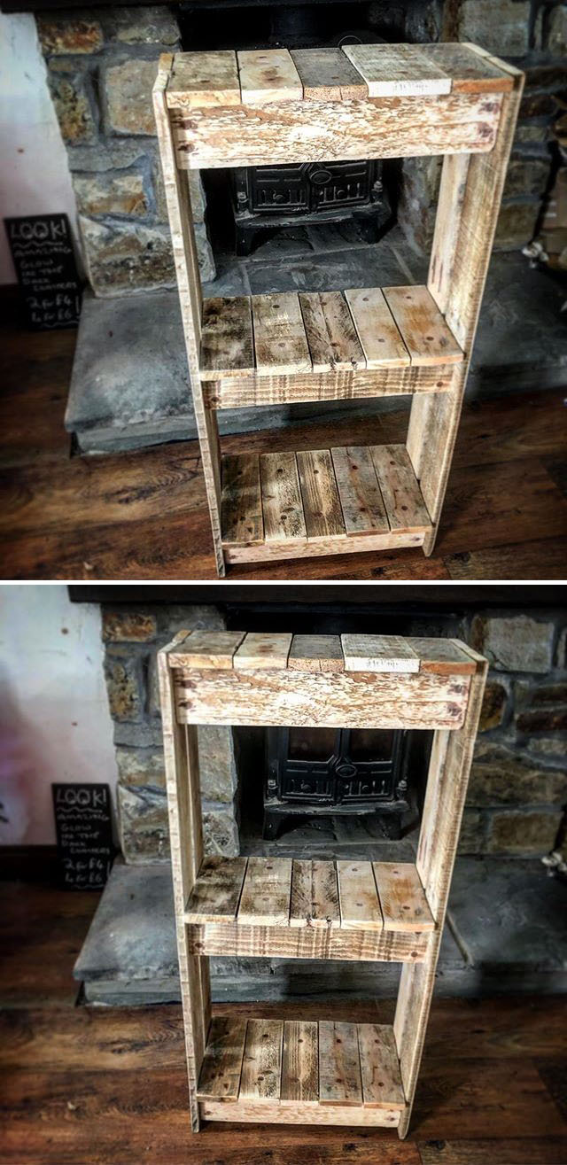 15 Incredibly Amazing Pallet Ideas for Kitchen Decor