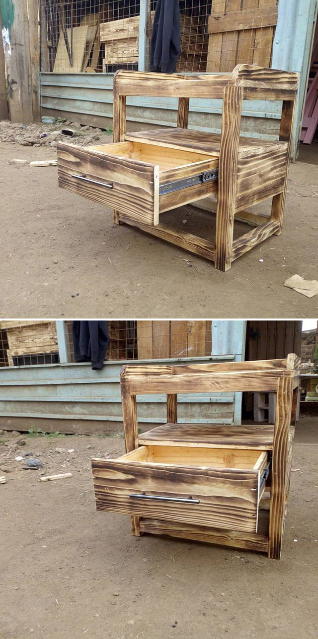 26 Creative and Inexpensive Pallet Furniture ideas