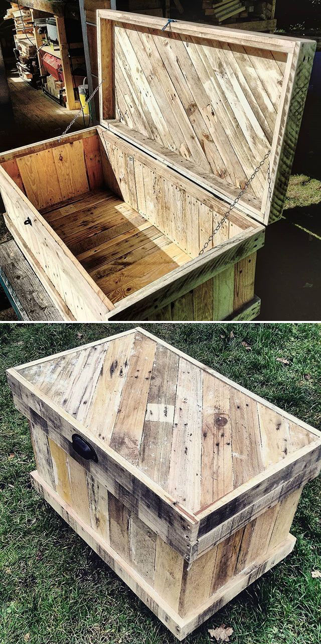 30 Creative and Inexpensive Pallet furniture ideas