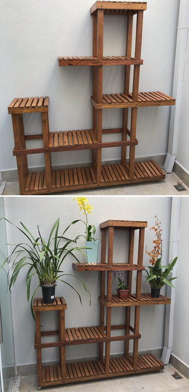 Trendy And Sustainable Home Decor Ideas With Pallet